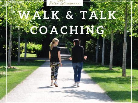 Walk & Talk Coaching – Neue Perspektiven und Klarheit gewinnen!