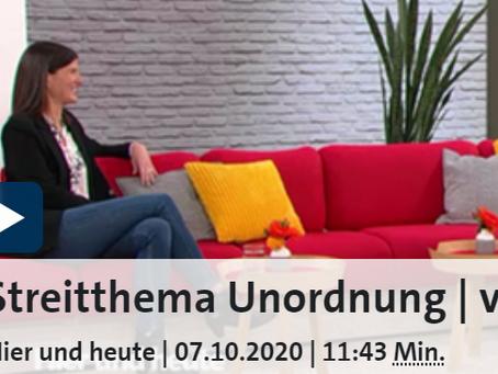 WDR - Hier und Heute - Streitthema Unordnung
