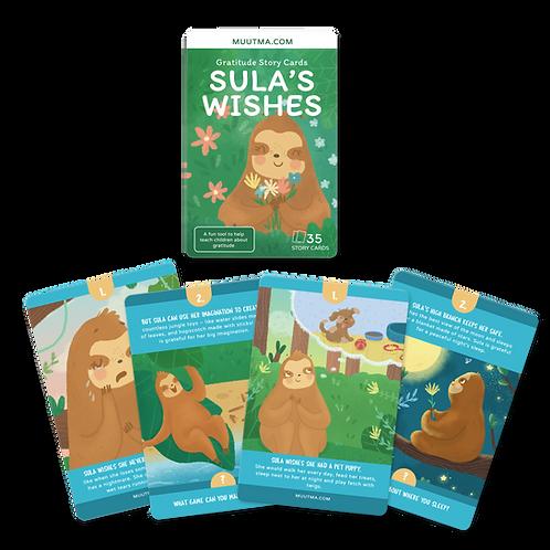 Sula's Wishes | Gratitude Story Flashcards | Exploring Gratitude
