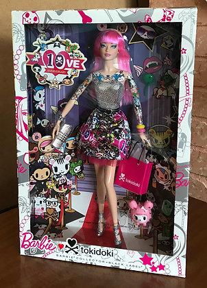 Барби Токидоки Барби 2014
