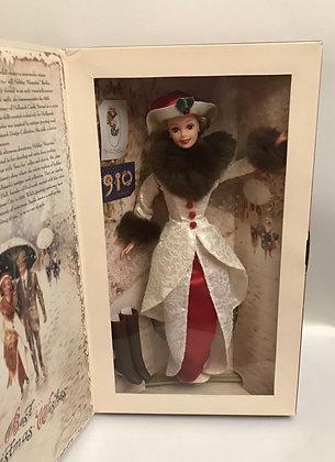 Барби Праздничные Воспоминания 1995