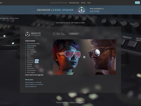 DEHANCER PRO OFX | Film Emulation