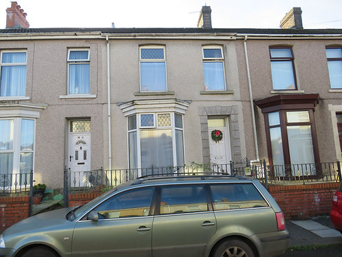 21 GREAT WESTERN TERRACE, LLANELLI, CARMARTHENSHIRE, SA15 2ND