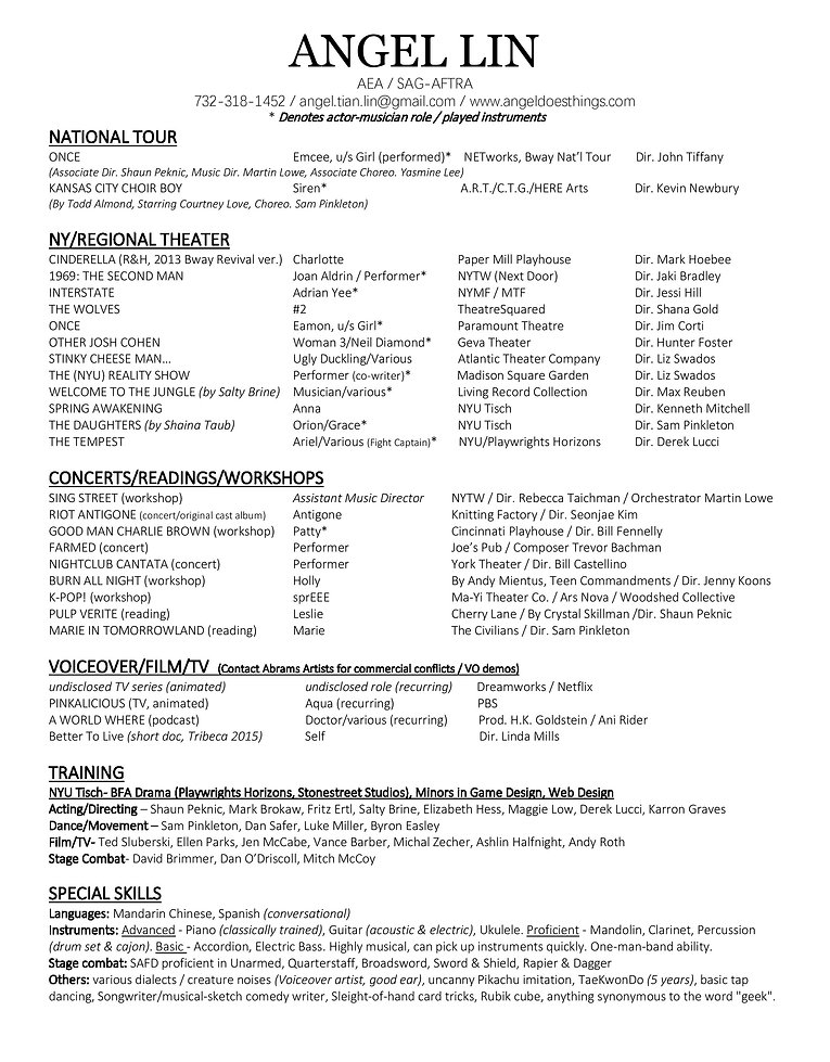 angel lin- Theater resume 2019 Q4-page-0
