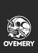 OVEMERY logo. Frilans designer, animerad reklamfilm och illustration.