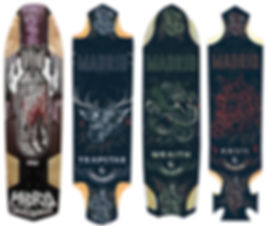 skateboard grafik