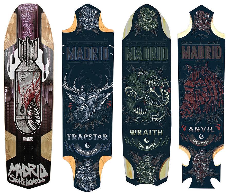 skateboard grafik