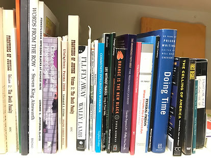 Books on issues related to mass incarceration