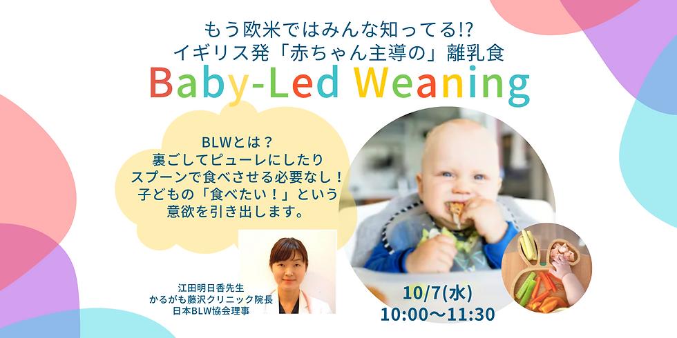 イギリス発の離乳食・Baby-Led Weaning講座