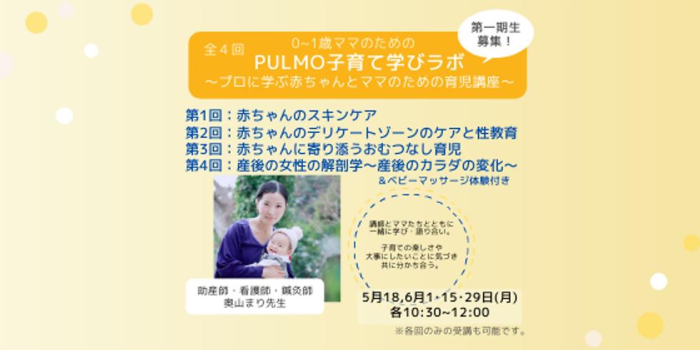 PULMO子育て学びラボ (第2回〜第3回お申込み用ページ)