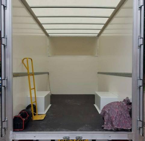 The Van (Interior)