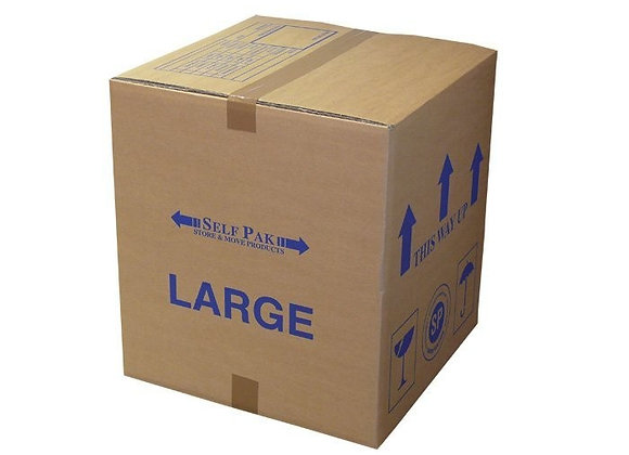 Large strong double walled boxes (pack of 10)