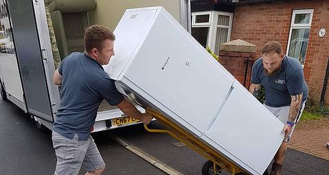 Barnsley removals team