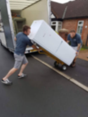 Barnsley removals team
