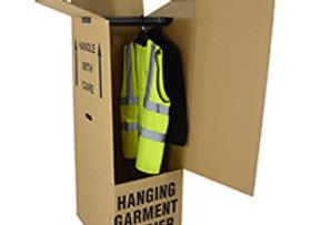 New printed doubled walled wardrobe box (1 box)
