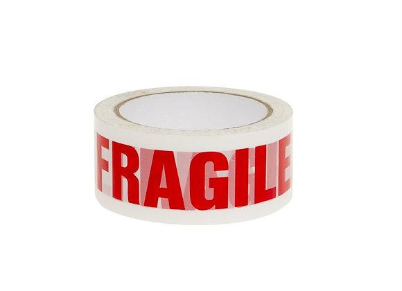 Fragile Tape (1 roll) - 50mm x 66m