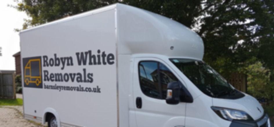 The Van (exterior)