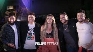 Felipe Ferraz lança música com participação de Diego & Victor Hugo e Rogerinho nesta sexta-feira(19)