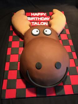 All Moose Cake