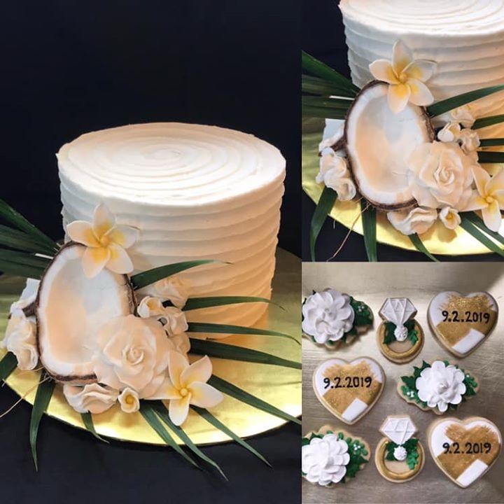 Tropical_Coconut cake