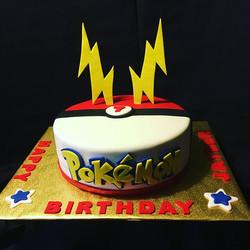 Game inspired cake