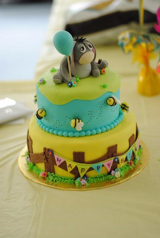 Winnie the Pooh & Eeyore Inspired