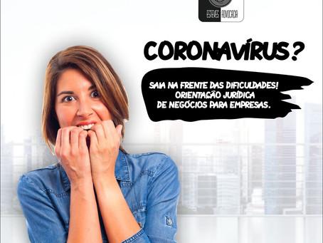 Coronavírus: Dicas para Empresas