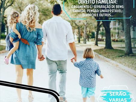 Nas duas próximas semanas vamos sugerir algumas dicas para pessoas que possuem dúvidas sobre Família