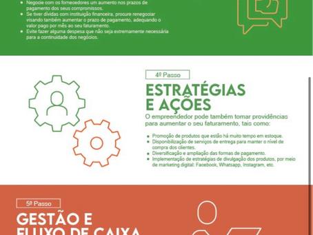 Guia informativo de gestão financeira para pequenos e médios negócios - Saia da Crise!