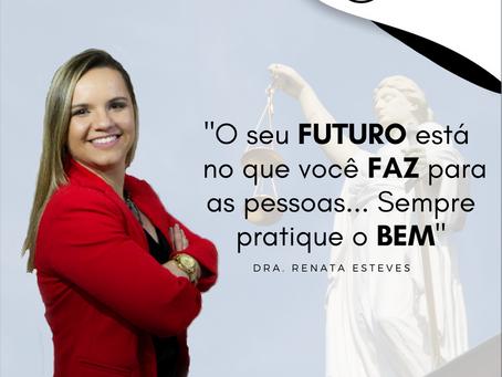 """""""O seu futuro está no que você faz para as pessoas...Sempre faça o BEM""""..."""