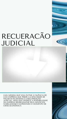 Crise - Falência - Recuperação Judicial
