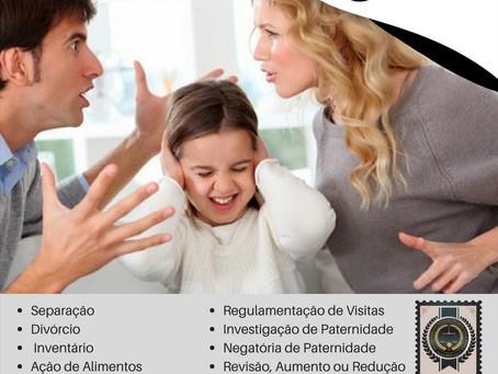 Advocacia Especializada em Direito de Família