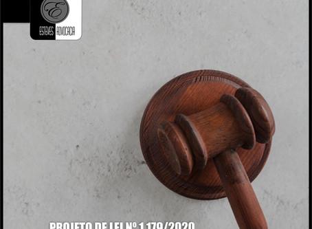 Projeto de Lei nº 1.179/2020 - Regramento legislativo emergencial (aprovado no Senado Federal)