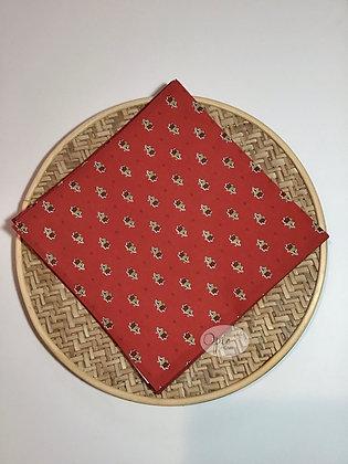 Avignon Red Napkin - set of two