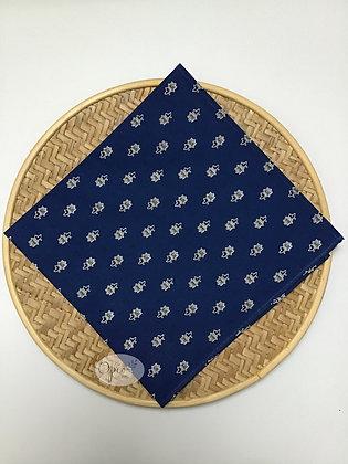 Avignon Blue Napkin - set of two