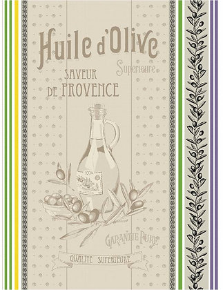 Olive Oil Tea Towel