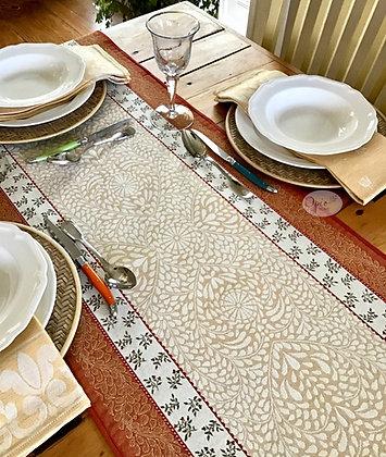 Aubrac Tapestry Runner