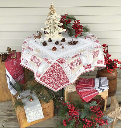 Himalaya Tapestry Table Topper