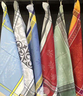 Assorted French Jacquard Tea Towels