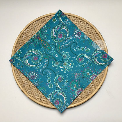 Haveli Blue Napkin - set of two
