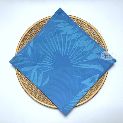 Balata Blue Jacquard Napkin - set of two