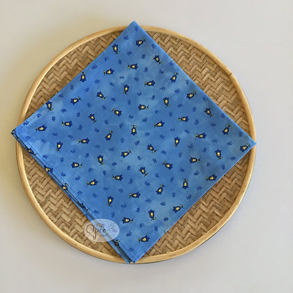 Tradition Blue Napkin - set of two
