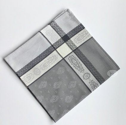 Vaucluse Pearl Jacquard Napkin - set of two