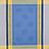 Thumbnail: Olivia Tea Towel -Blue/yellow