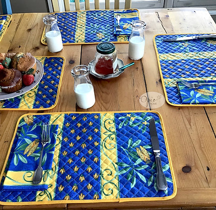 Cigale Acrylic  Placemat