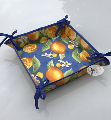Citron Blue Basket