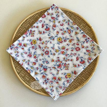Gentiane Multicolor Napkin - set of two