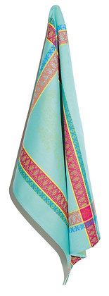 Cassis Tea Towel -Turquoise