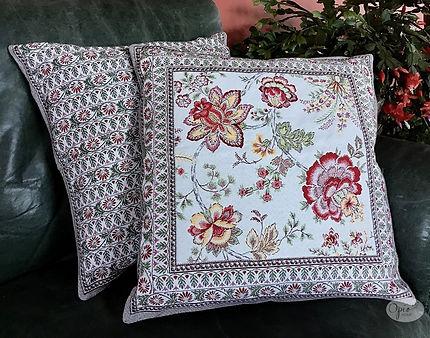 Garance Red Pillow