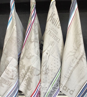 French Jacquard Tea Towels Toselli